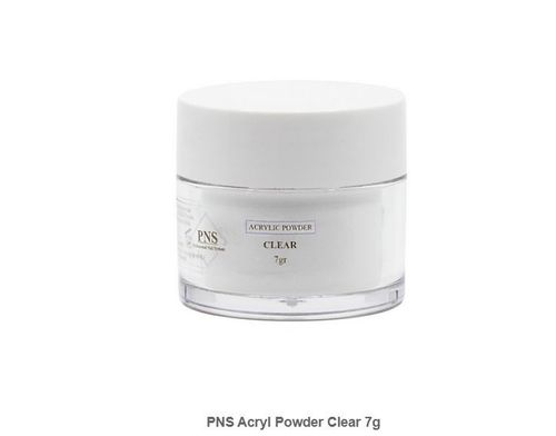 PNS Acryl Powder Clear 7g