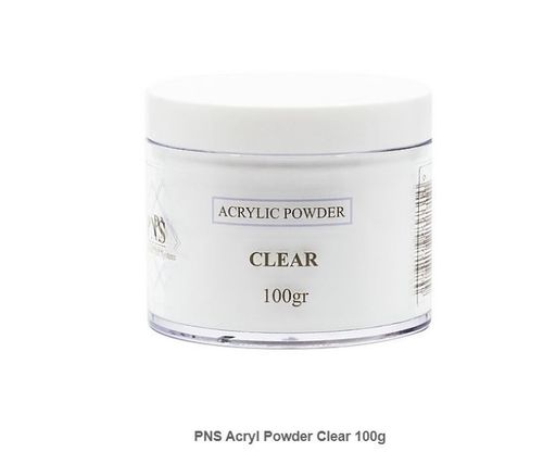 PNS Acryl Powder Clear 100g