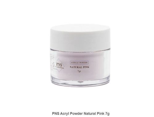 PNS Acryl Powder Natural Pink 7g
