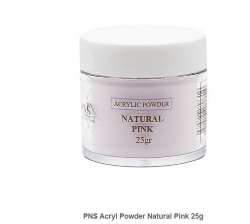 PNS Acryl Powder Natural Pink 25g