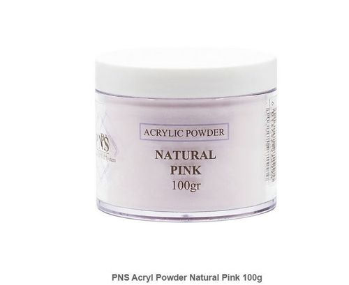 PNS Acryl Powder Natural Pink 100g