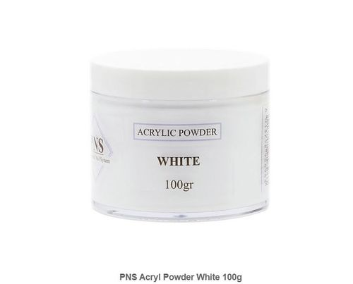 PNS Acryl Powder White 100g