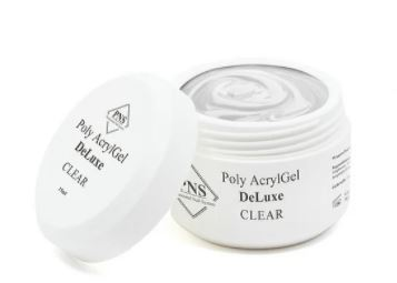 PNS Poly AcrylGel DeLuxe Clear