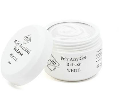 PNS Poly AcrylGel DeLuxe White